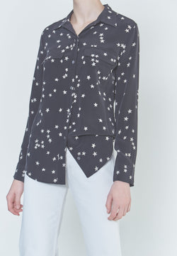 Buy Item : Equipment Slim Signature Blouse