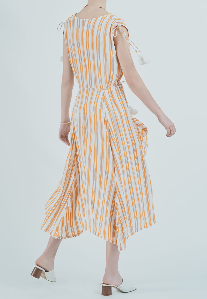 Faithfull Claudia Midi Dress