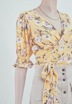 Buy Item : Faithfull Mali Wrap Top