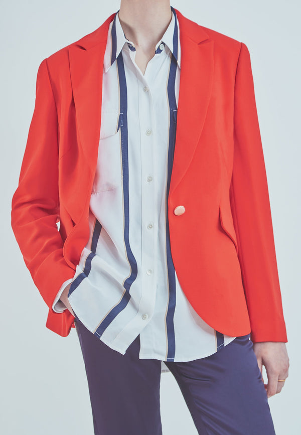 Buy Item : Ted Baker Aniita Angular Tailored Jacket