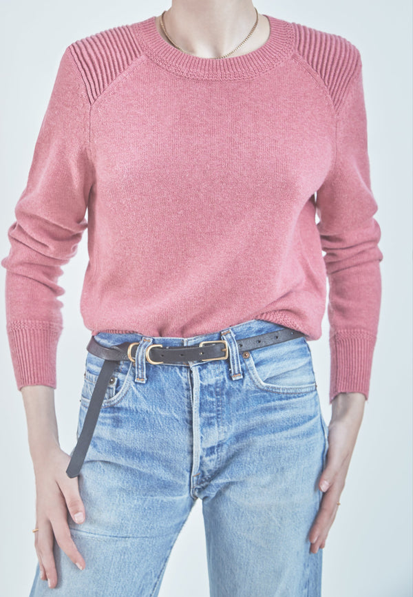 Buy Item : Isabel Marant Étoile – Kleeza Ribbed Detail Sweater