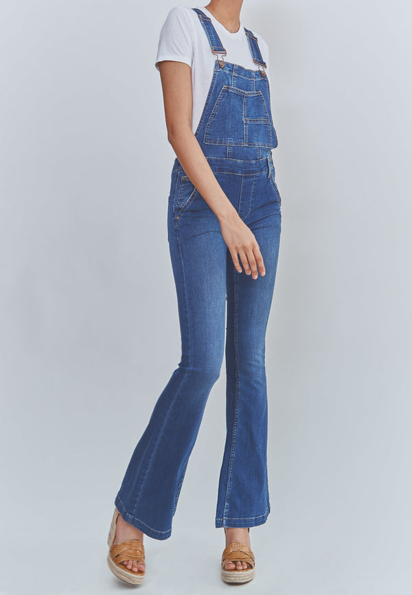 Buy Item : Free People Carly Flare Overalls