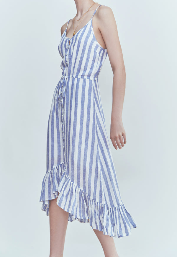 Rails Frida - Ciel Stripe Dress