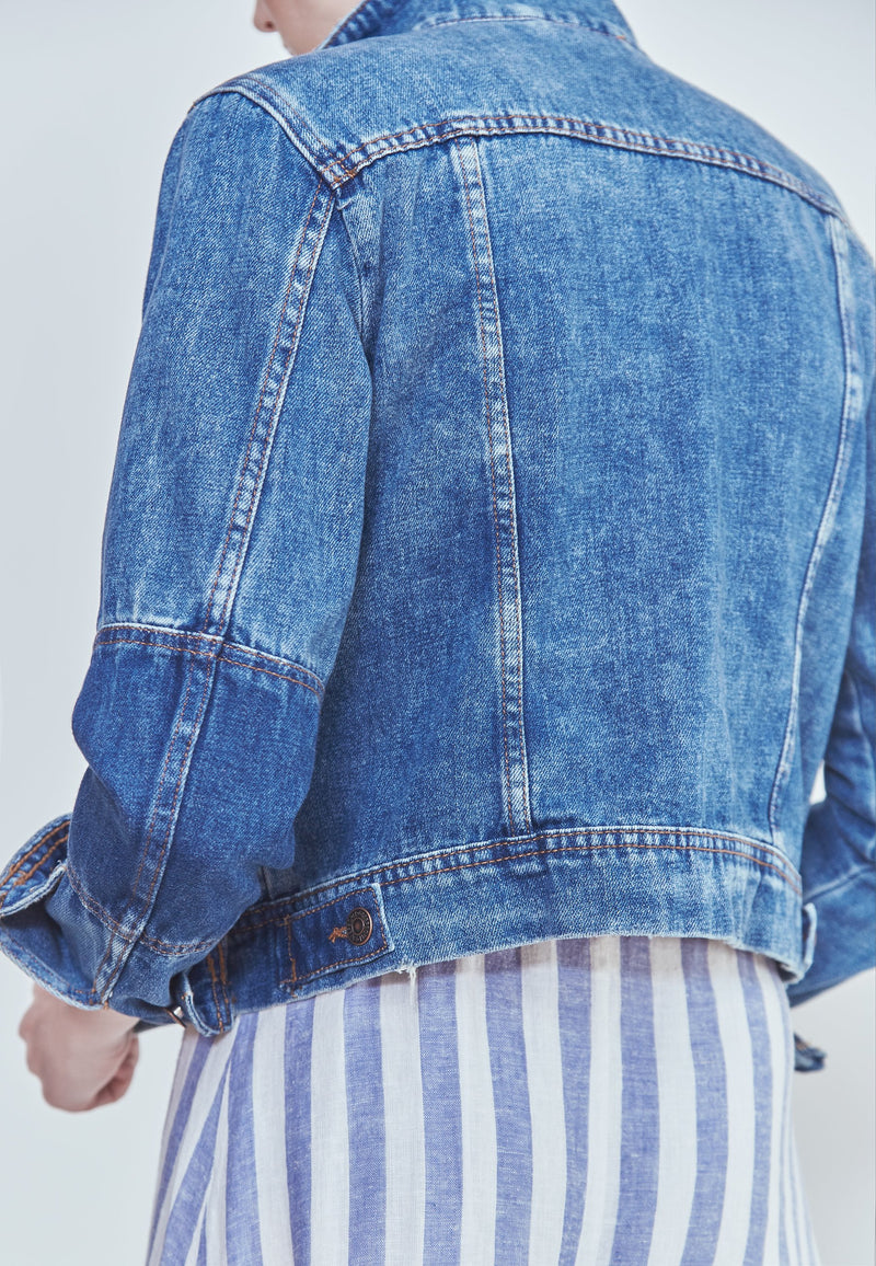 Buy Item : Free People Rumors Denim Jacket