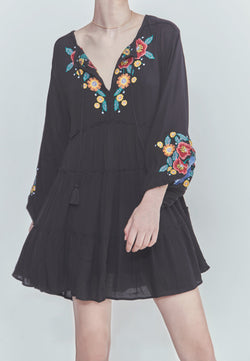 Buy Item : Free People Spell on You Mini Day Dress