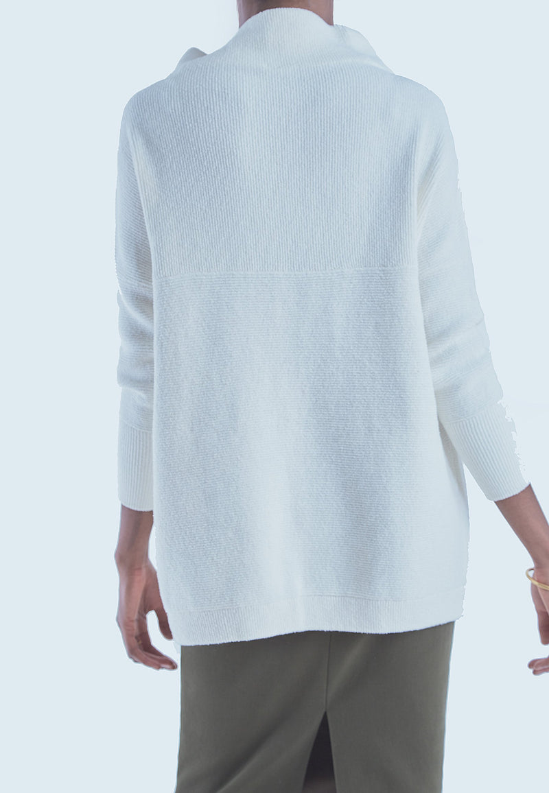 Buy Item : Free People Ottoman Slouchy Tunic - White