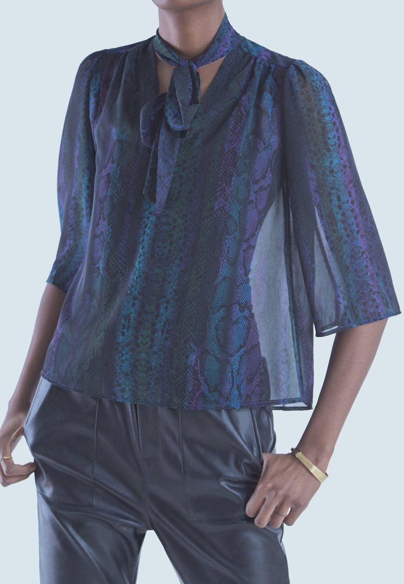 Buy Item : Hutch Marla Chiffon Top