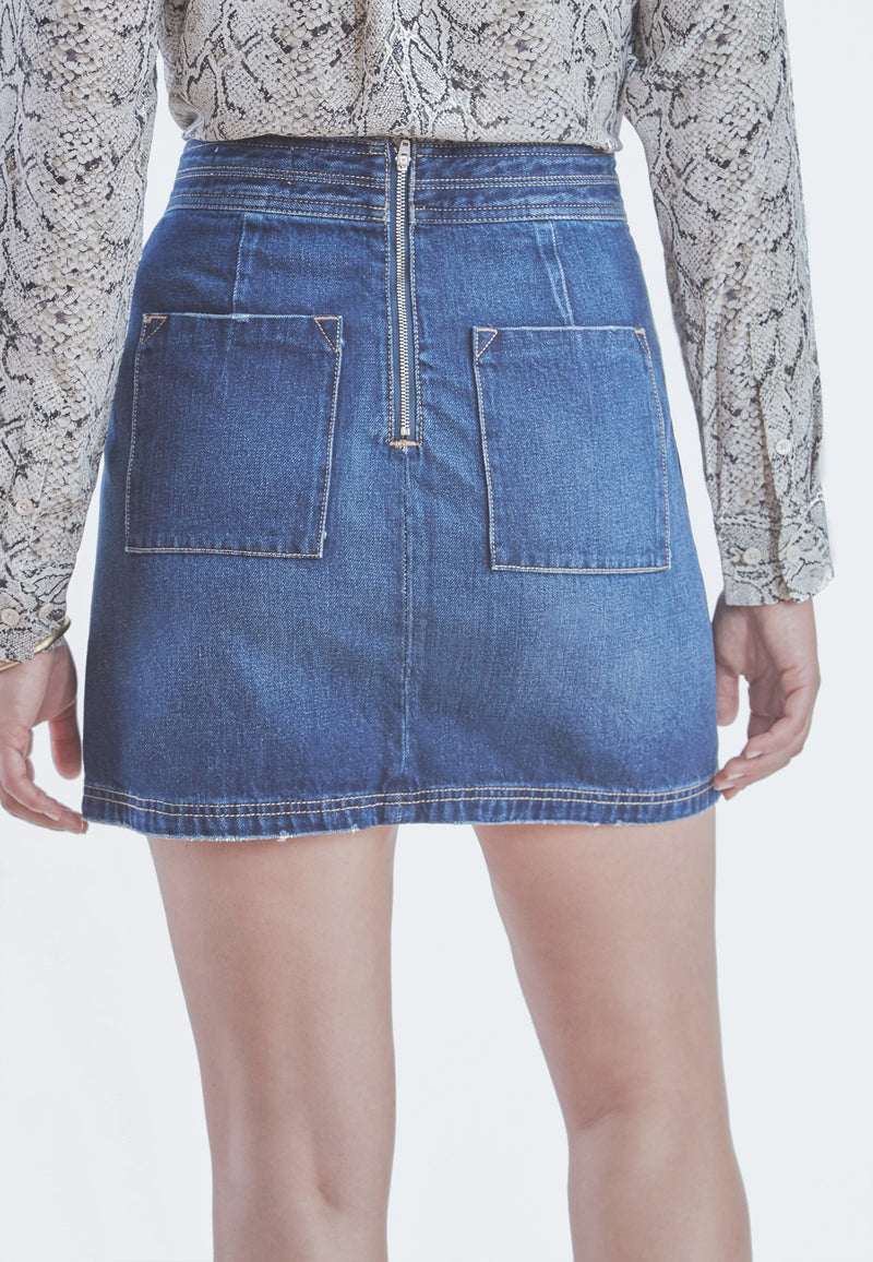 Buy Item : Current/Elliot Ballast Skirt