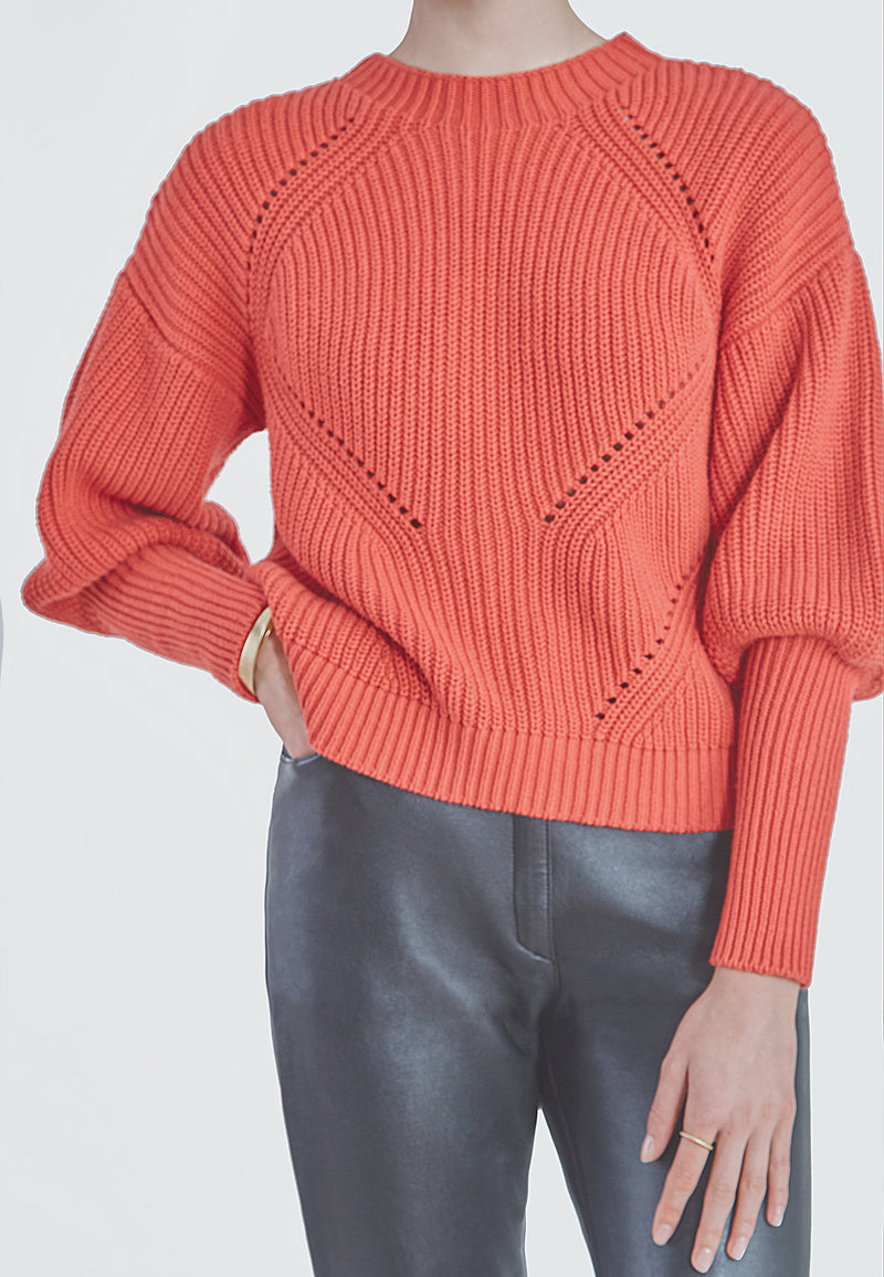 Joie Landyn Cotton & Cashmere Sweater