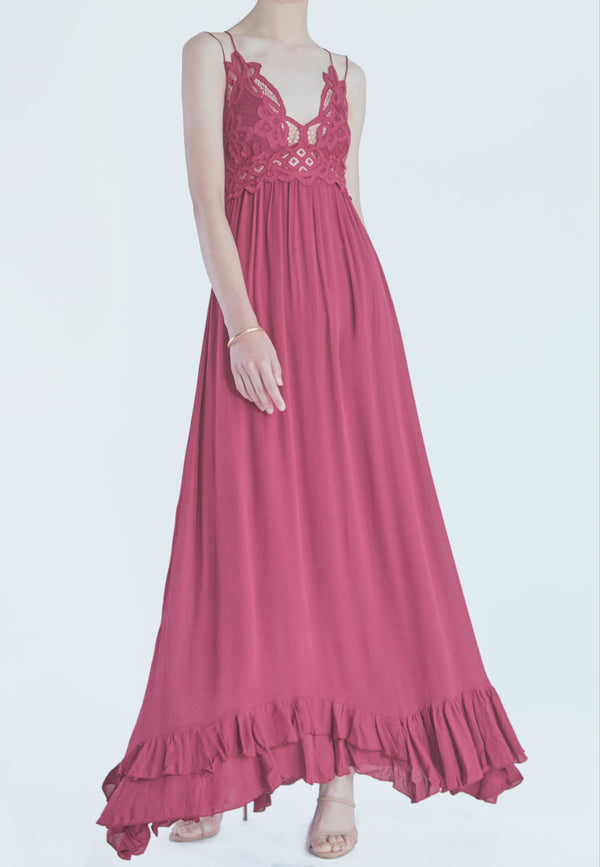 Buy Item : Free People Adella Maxi Slip