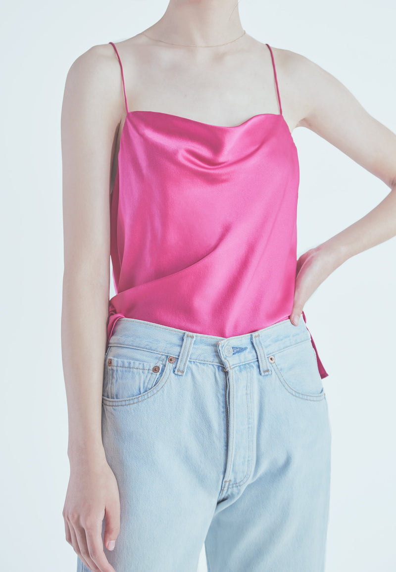 Buy Item : Cami NYC Axel Silk Stretch Charmeuse