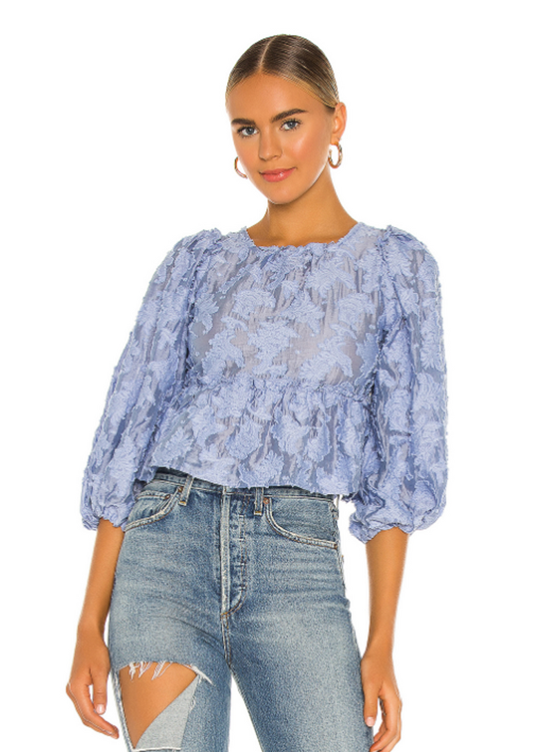 Free People Callie Top