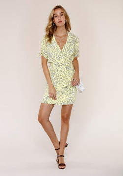 Heartloom Nova Wrap Dress