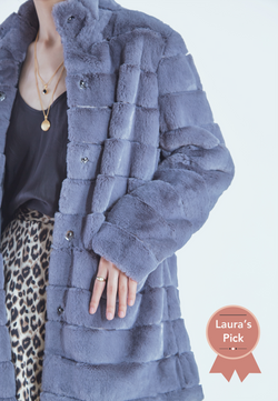 Buy Item : Tiger of Sweden NOVEL Faux-fur Jacket
