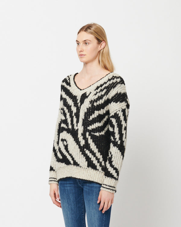 Line Noelle Knit Sweater