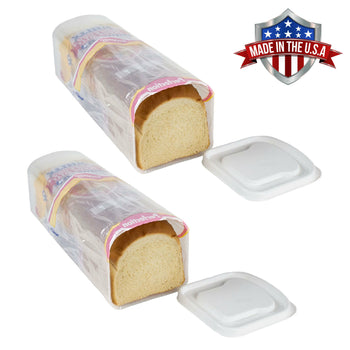 Bread Keeper Crush-Proof Containers Sandwich Bread Box Travel Holder