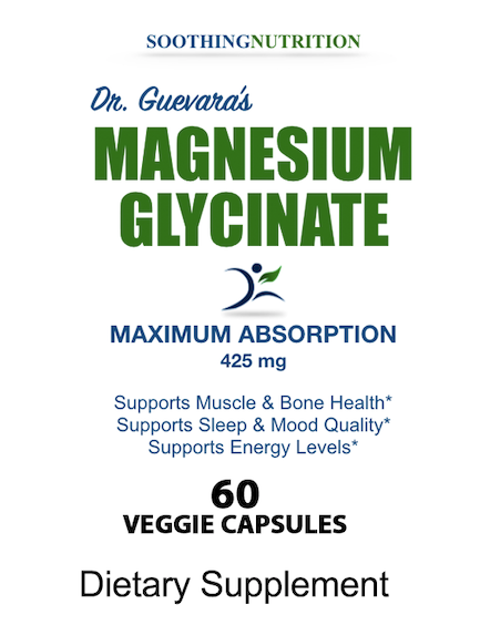 magnesium glycinate supplement