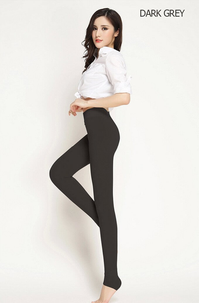 Luxury Velvet Winter Leggings