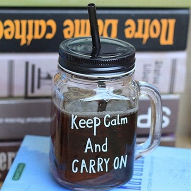 Sassy Assorted Mason Jar Cups - Caring Collections