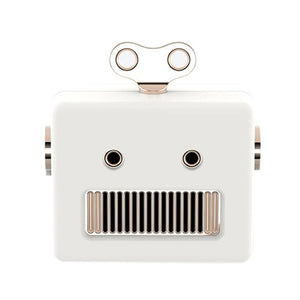 Cute Portable Robot Outdoor Wireless Speaker