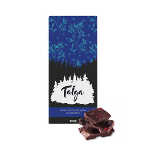 Good Morning World-set Taiga Chocolate online shop