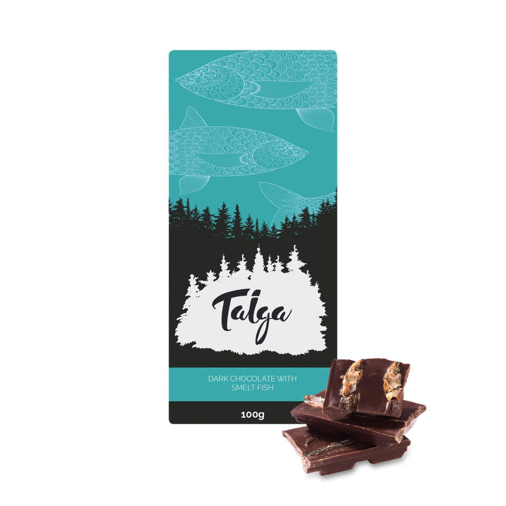 Load image into Gallery viewer, Living on the edge Set + Face mask Taiga Chocolate online shop