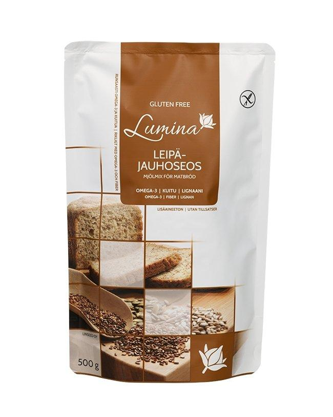 Load image into Gallery viewer, Lumina Bread Flour Mix - Taiga Chocolate online shop