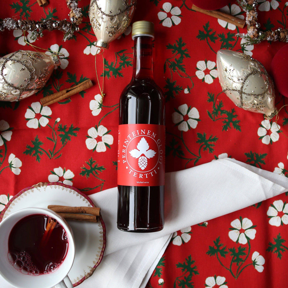 Mulled Wine 0,5l Taiga Chocolate online shop