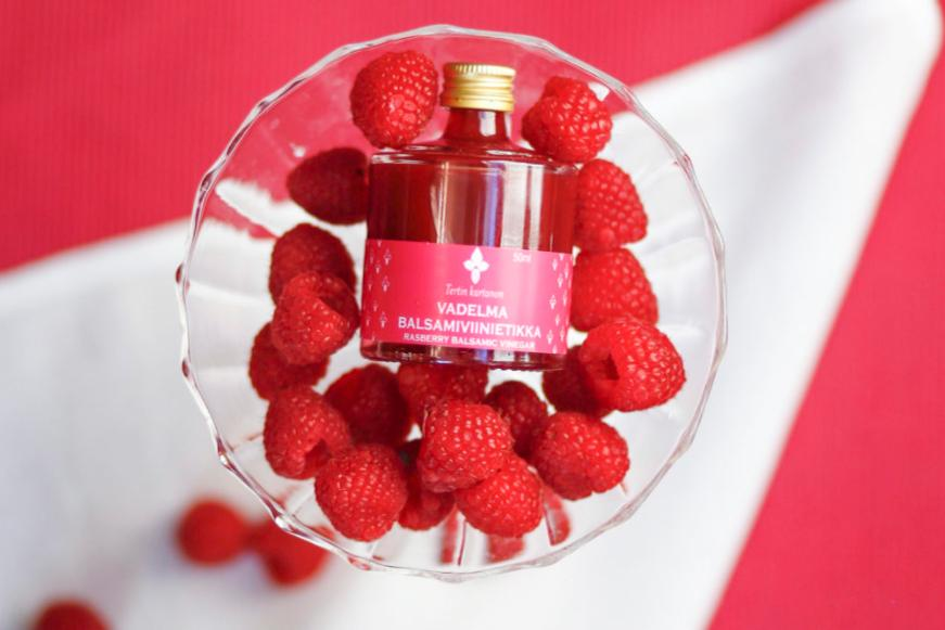 Raspberry Balsamic Vinegar 50ML - Taiga Chocolate online shop