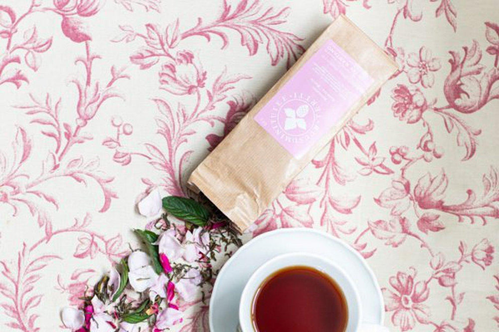 Rose Tea 100g - Taiga Chocolate online shop