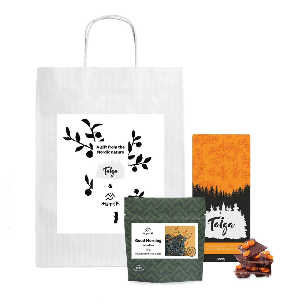 Taiga X METTÄ - Orange Energy Taiga Chocolate online shop
