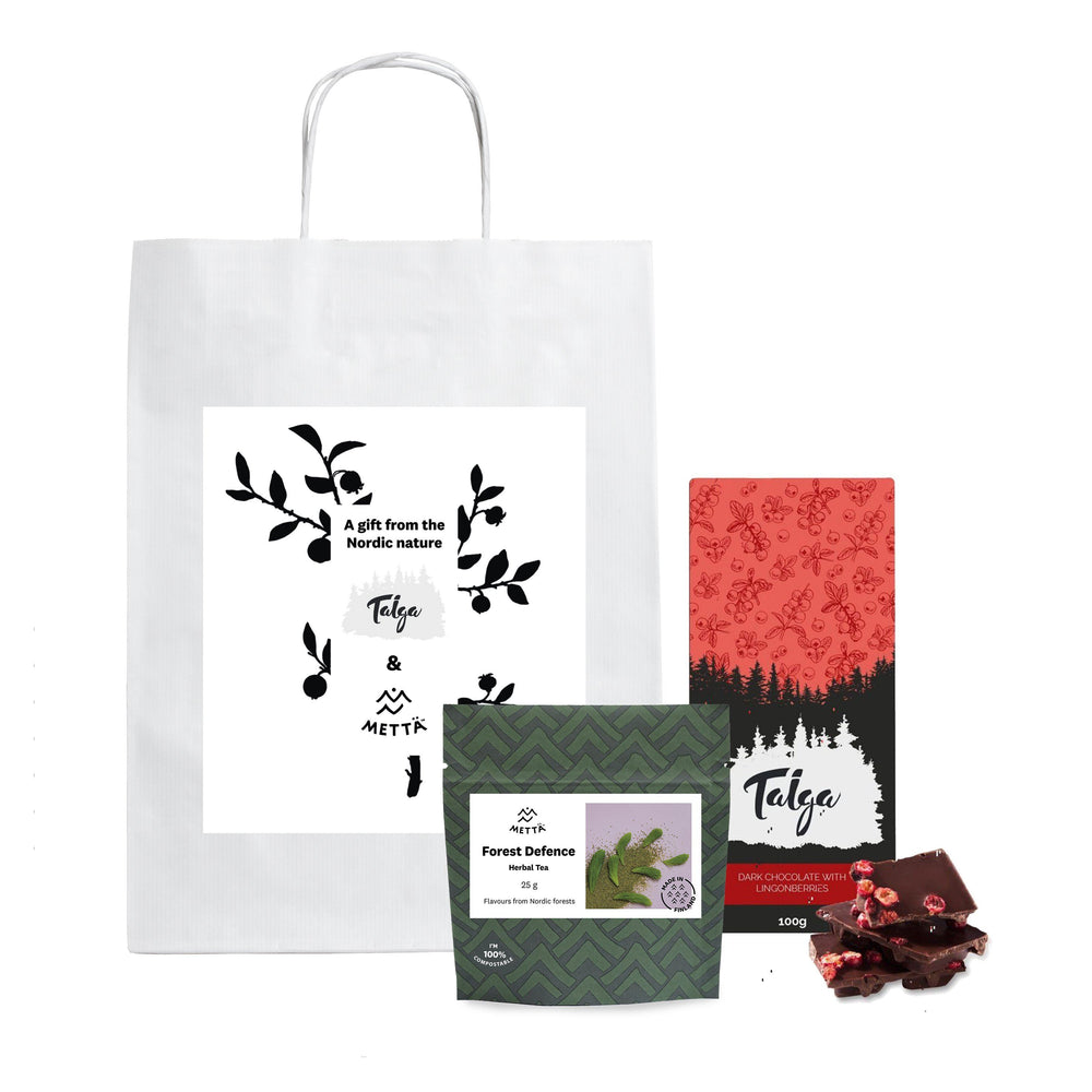 Taiga X METTÄ - Resistance from Nature Taiga Chocolate online shop