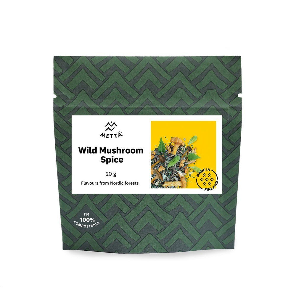 Load image into Gallery viewer, Wild Mushroom Spice 20g VEGAN! METTÄ