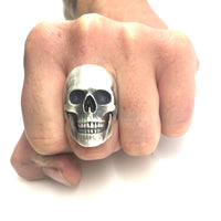 Full Goliath Skull ring