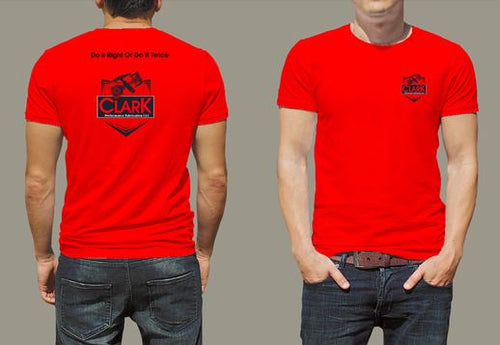 Red Short Sleeve T-Shirt