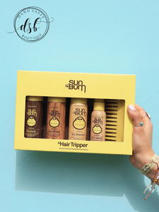 Sun Bum Hair Tripper Set
