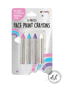 Face Paint Crayons
