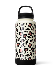 Swig-Luxy Leopard-30oz Bottle