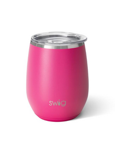 Swig-Mate Hot Pink-Wine Cup