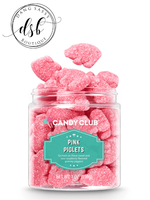 Candy Club - Pink Piglets