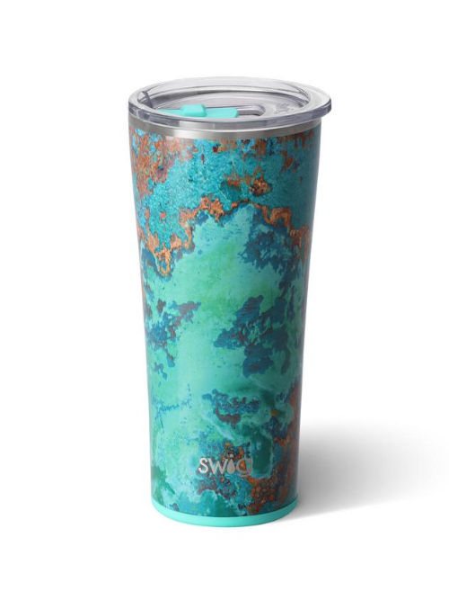 Swig-Copper Patina-22oz Tumbler