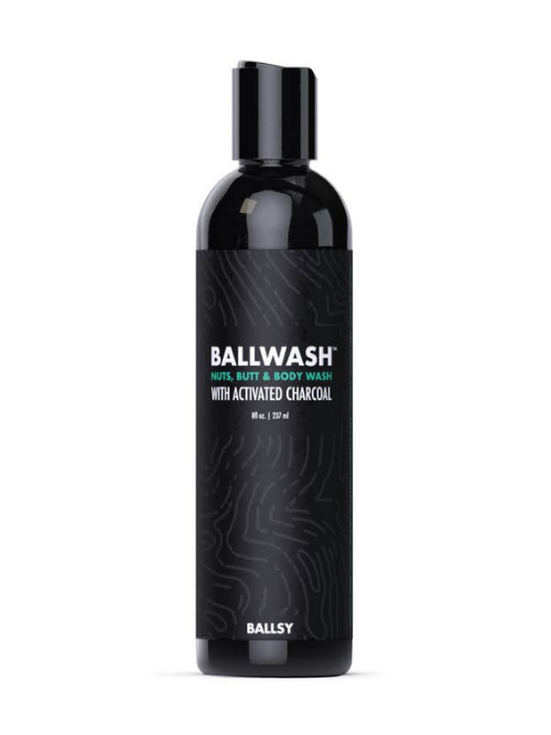 Ball & Body Wash 8oz