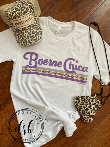 Boerne Chica Tee