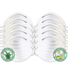Disposable Particle Respirator Face Mask Coated in Tea Tree or Aloe Vera Essential Oil (10-Pack)- IN STOCK!