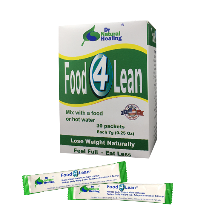 Food4Lean – The Easy 1-Step Weight-loss Program To Naturally Lose Weight