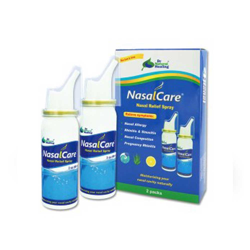 NasalCare - Nasal Relief Spray