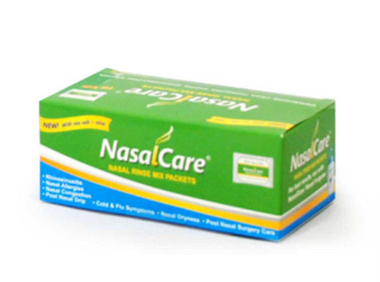 NasalCare Mix for 6 Oz (180 ml) Irrigator