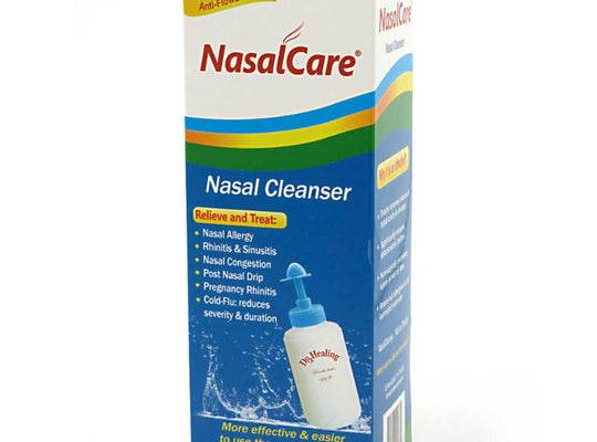 Nasal Cleanser (Award-Winning Nasal Irrigation Bottle ONLY)