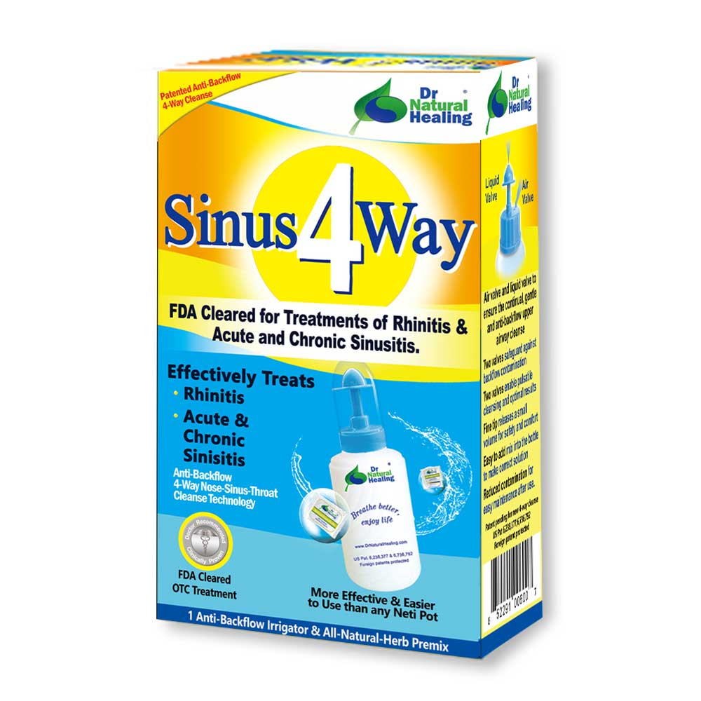 Sinus4Way Kit