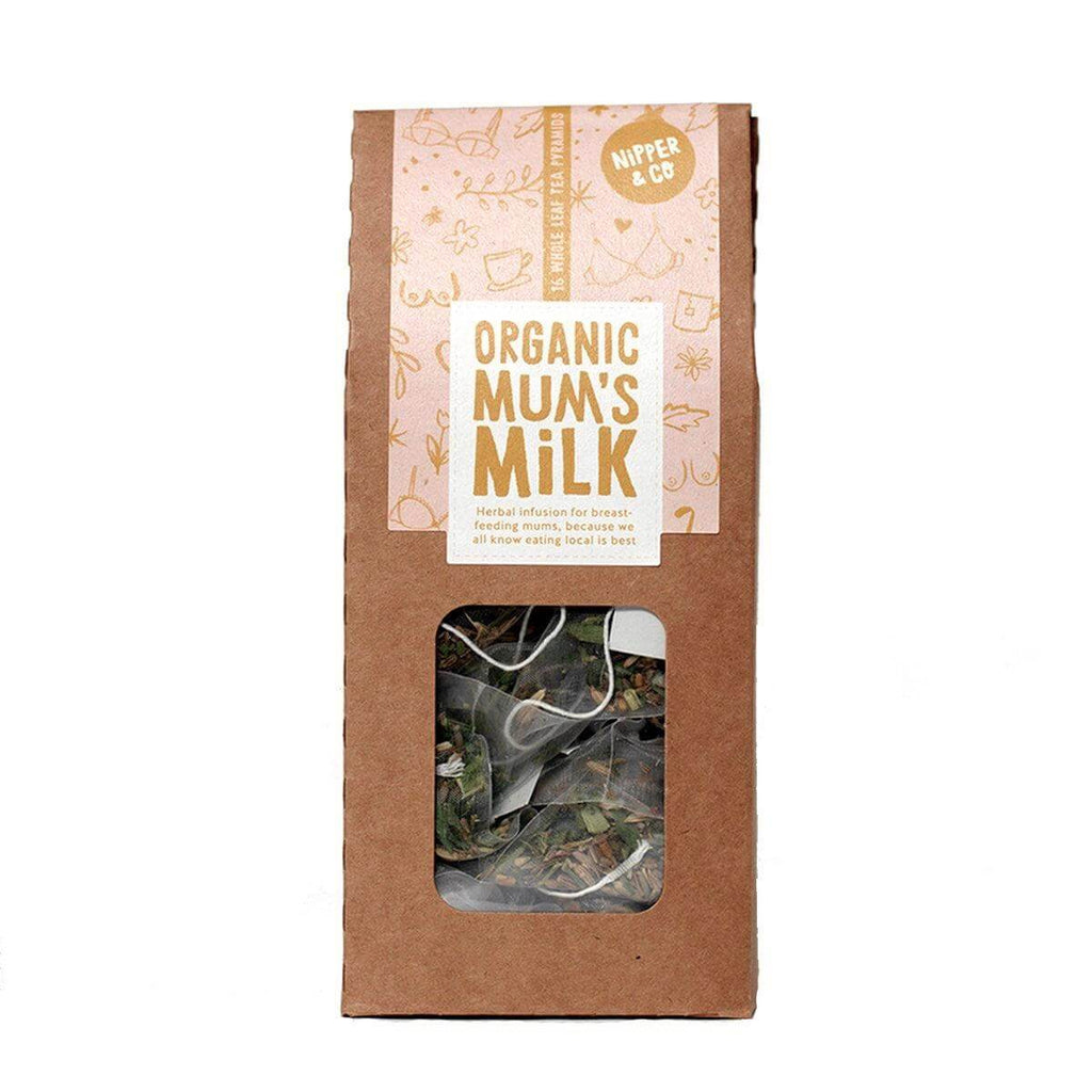 'Mum's milk' Organic Breastfeeding Tea